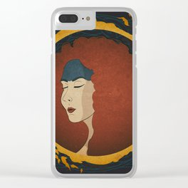 Boudicca Clear iPhone Case