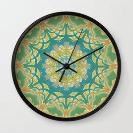 Mandala 113b Wall Clock
