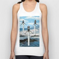 cigarettes Tank Tops featuring cigarettes by •ntpl•