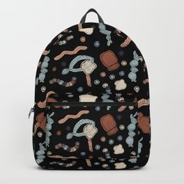 Central Dogma - DNA to mRNA to Protein! Backpack