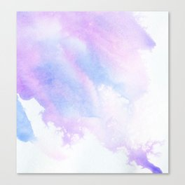 _PURPLE RAIN Canvas Print
