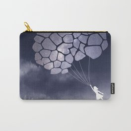 giraffe balloon dreams Carry-All Pouch