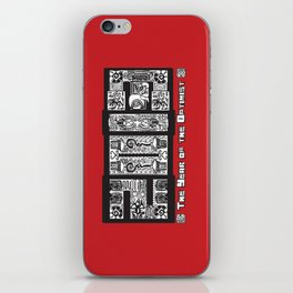 2013: The Year of the Optimist iPhone Skin