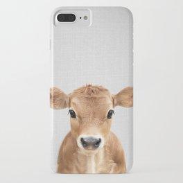 Calf - Colorful iPhone Case