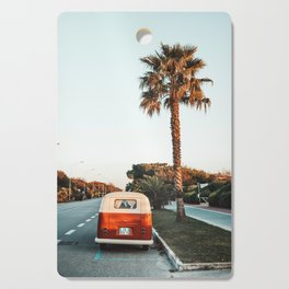 Summer Road Trip Cutting Board