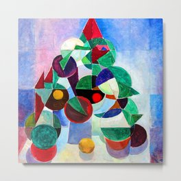 Theo van Doesburg Composition I Metal Print