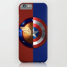 Wonder Woman/Captain America Slim Case iPhone 6s