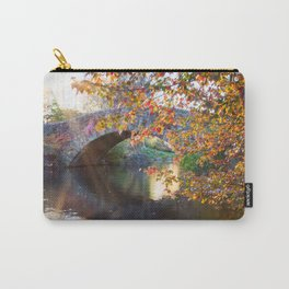 Central Park Morning Carry-All Pouch