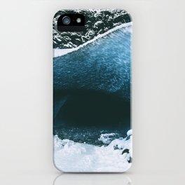 Ice Cave iPhone Case