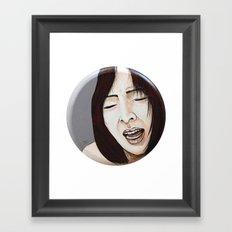 Subconcious 5 Framed Art Print