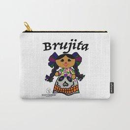 Brujita Calacas Carry-All Pouch