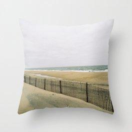 Carolina Street Throw Pillow