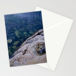 Land Meets Ocean Stationery Cards