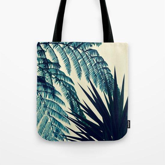 Green of the Tropics Tote Bag