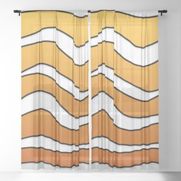 Nemo Sheer Curtain