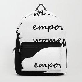 Empowered Women Empower Women Backpack