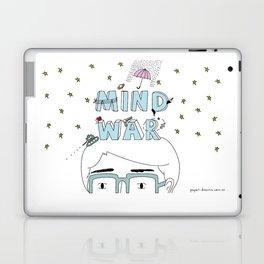 Mind War Laptop & iPad Skin