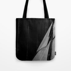 And ships are going... Tote Bag