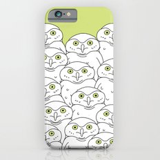 Group of Owls Slim Case iPhone 6s