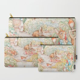 The World of Beatrix Potter illustration Carry-All Pouch