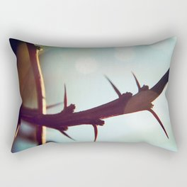 Love Hurts Rectangular Pillow