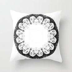 Dream Kaleidoscope  Throw Pillow