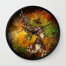 Magna-Mater I Wall Clock