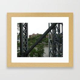 Inwood Hill Park, New York 3 Framed Art Print