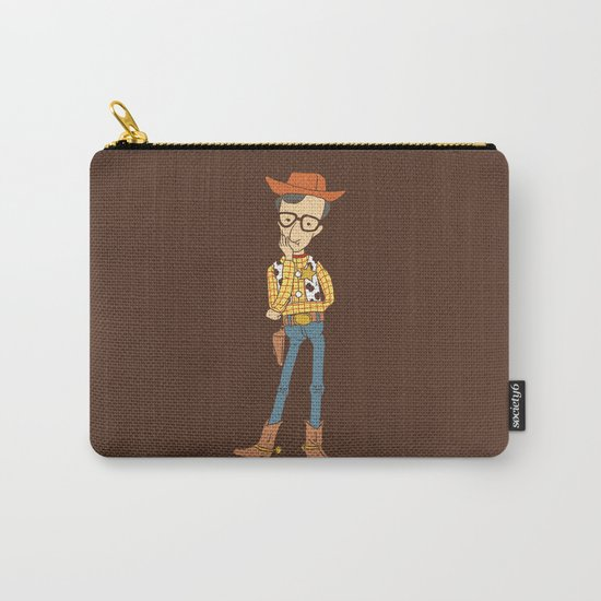 Woody Allen Carry-All Pouch