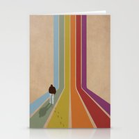 lonely Stationery Cards featuring Lonely by Whitney Retter