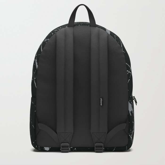Silver Splatter 090 Backpack