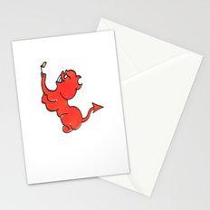 Bad Casper No 2 Stationery Cards
