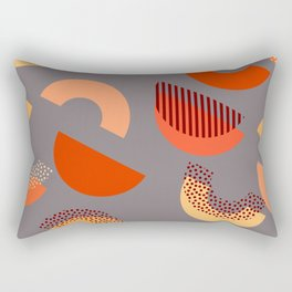 Mid-century decor Rectangular Pillow