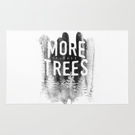More trees Rug