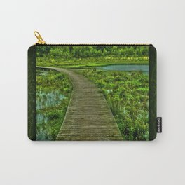 Green world  Carry-All Pouch