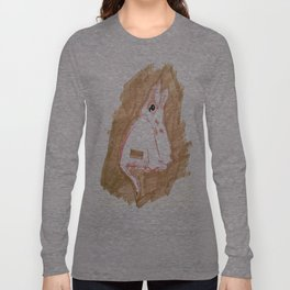 Baby Dik Dik is Sick of the Savannah Long Sleeve T-shirt