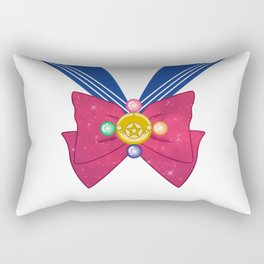Galactic Sailor Moon Bow Rectangular Pillow