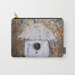 Boreal Bird House Carry-All Pouch