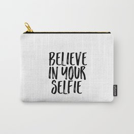 Funny Quote,Funny Poster,Printable Art,Bathroom Print,Bathroom Decor,Inspirational Quote,Teen Gift Carry-All Pouch