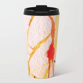 The Spider and the Web Travel Mug