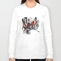 snk Long Sleeve T-shirts featuring Ackerman by ururuty
