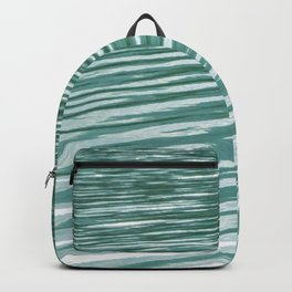 Water, waves and light Backpack