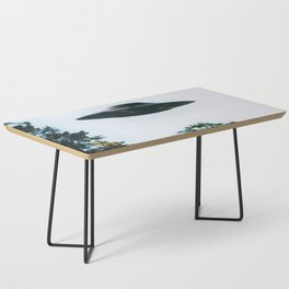 I Want to Believe Coffee Table