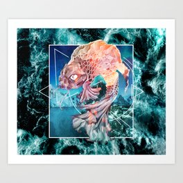 Spirit of Tranquility Art Print