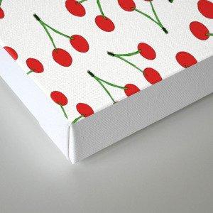 Cherry vs. Cereza Canvas Print