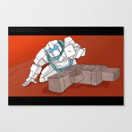Transformers - Hope Is A lie Canvas Print
