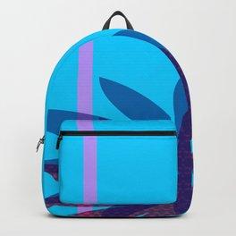 Floretta Loves Blue Backpack
