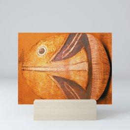 Mola Mola Mini Art Print
