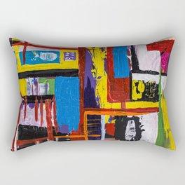Suppressed Memories Rectangular Pillow