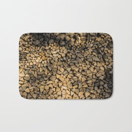 Need Wood? Bath Mat
